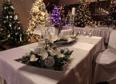 príprava vianočného stola