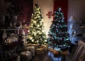 najkrajší umelý vianočný stromček