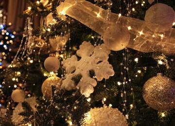 vianočná vločka