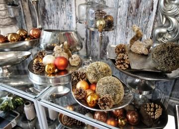vianočné stolovanie