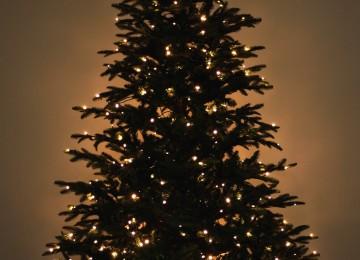 vianocny stromcek LED