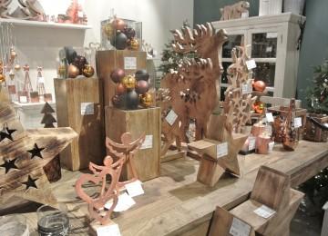 drevene dekoracie