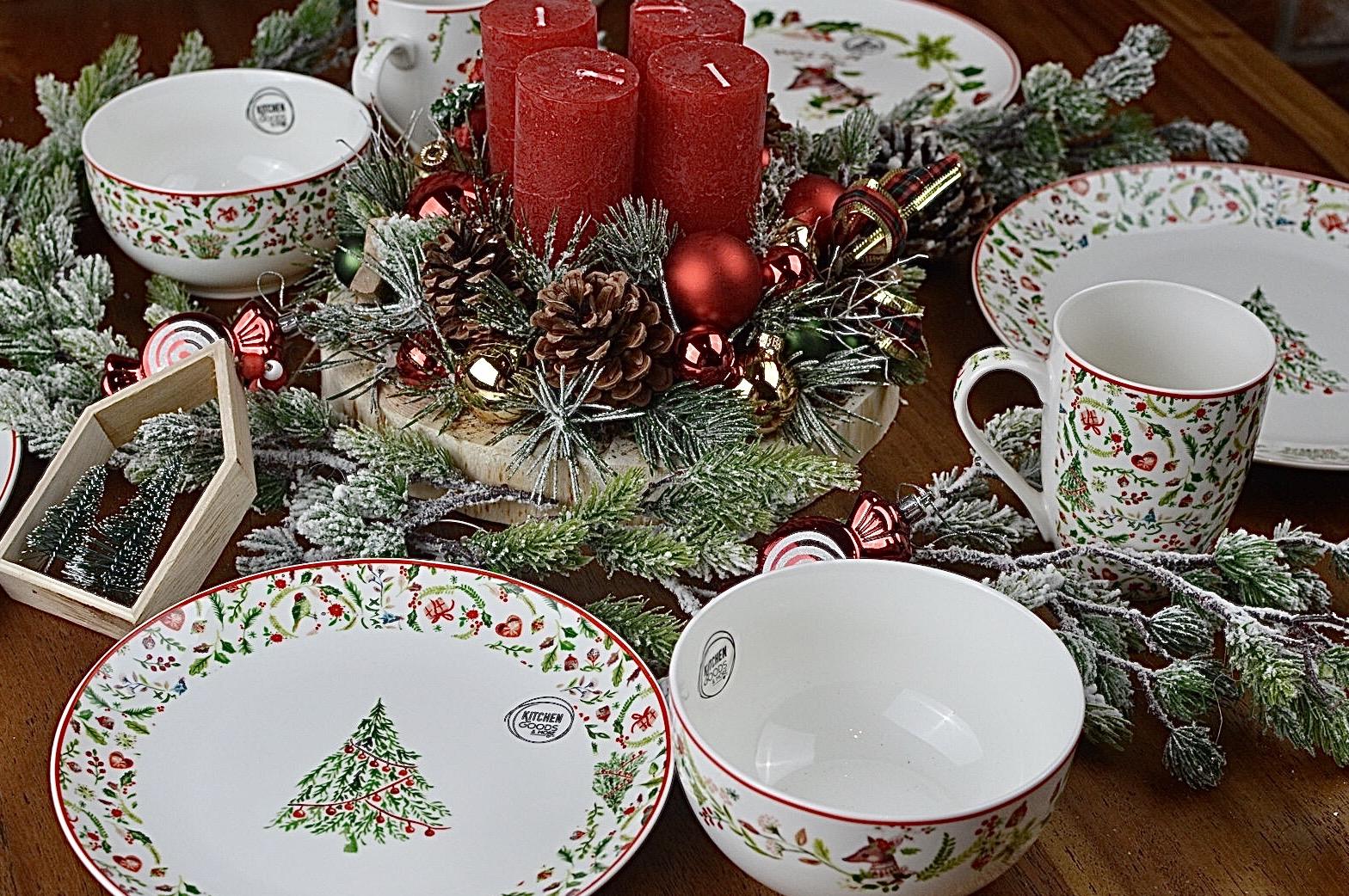 Novinky na vianočnom eshope - originálne dekorácie a textil z vlastnej dielne